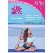 30dyc: 30 Day Yoga Challenge With Dashama Disc 8 by