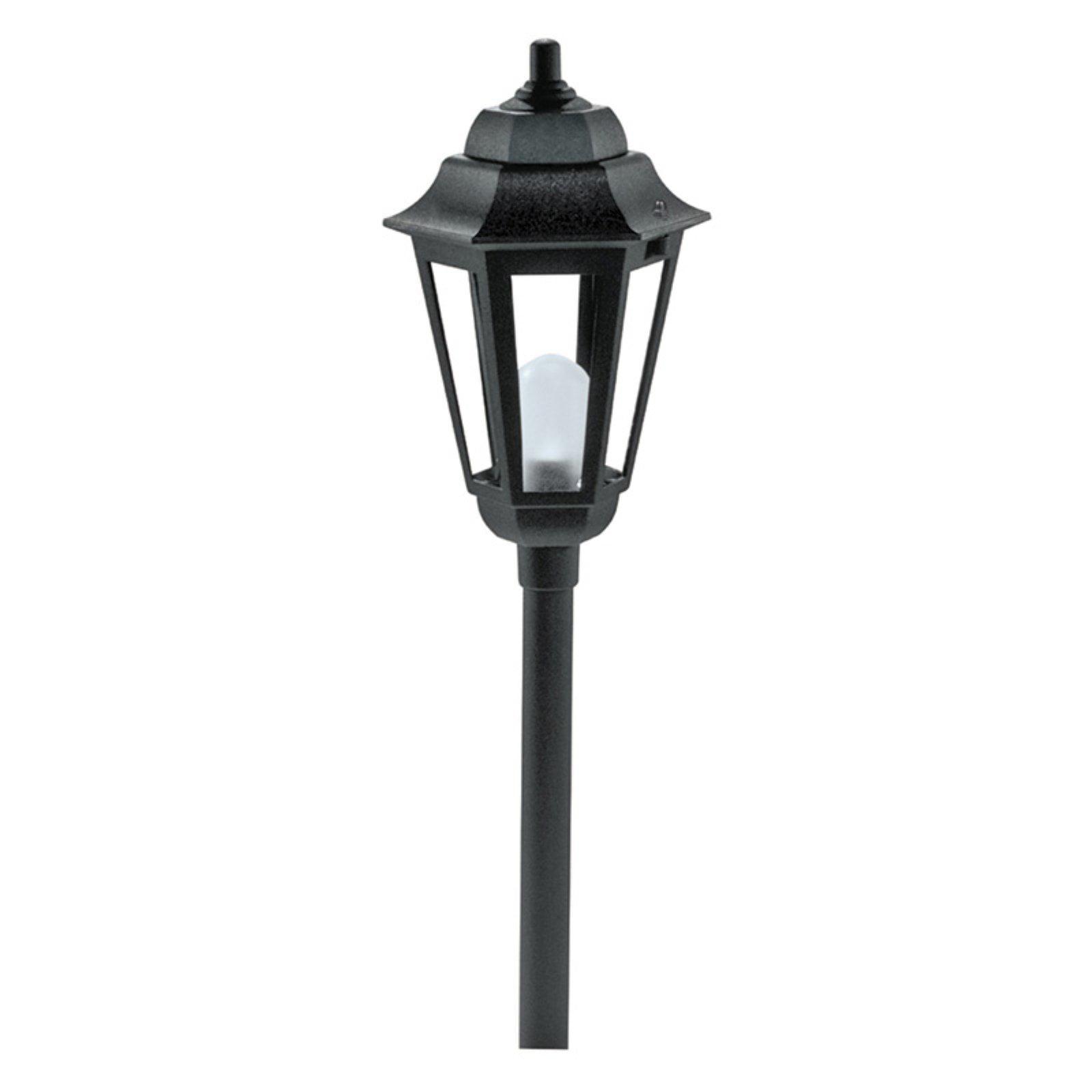 Paradise Garden Lighting Savannah Cast Aluminum 10W Walklight - Black