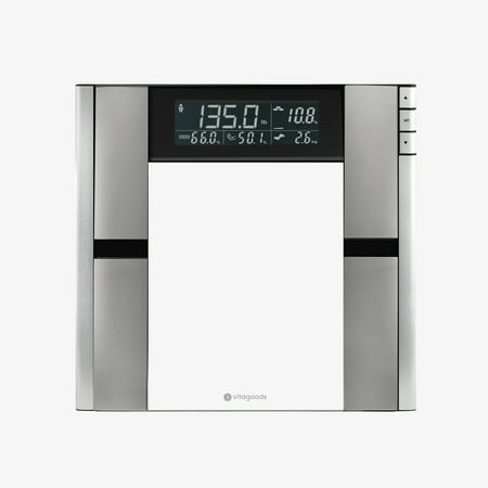 Vitagoods Form Fit Digital Scale and Body Analyzer (Bass Scales Arpeggios)