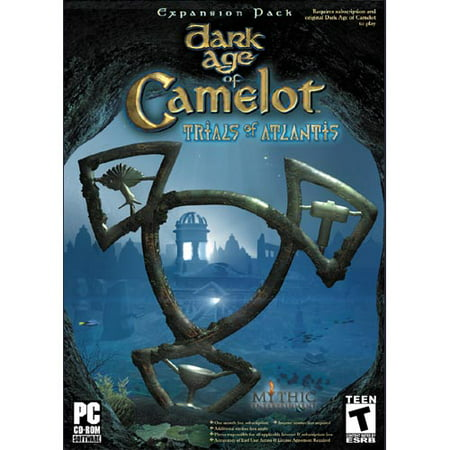 Dark Age of Camelot Trials of Atlantis - Win - CD