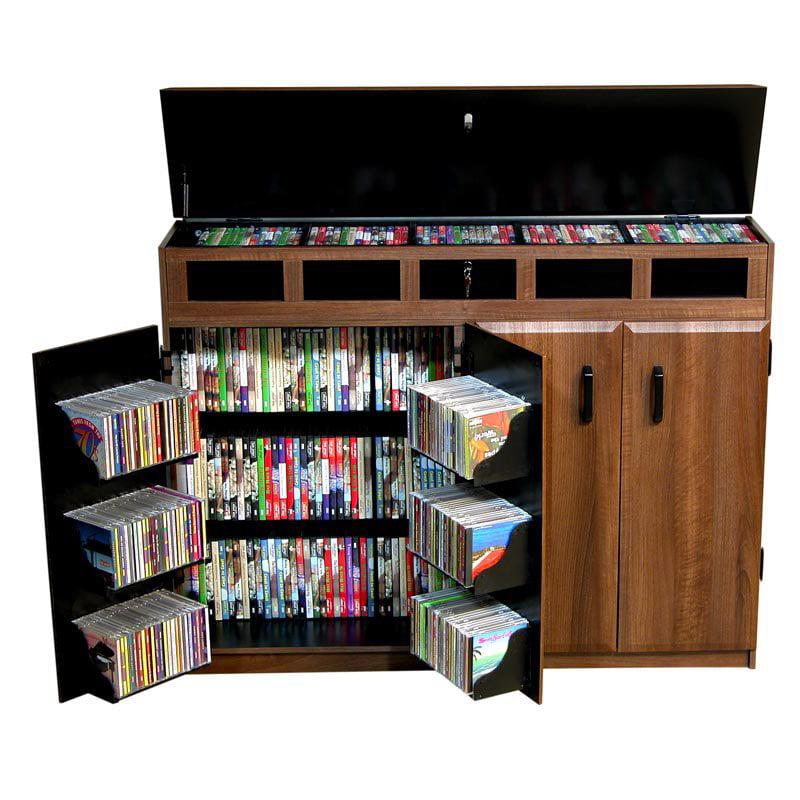 Venture Horizon Top Load Media Cabinet by Venture Horizon