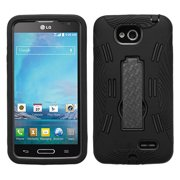 For D415 Optimus L90 Black/Black Symbiosis Stand Protector Cover