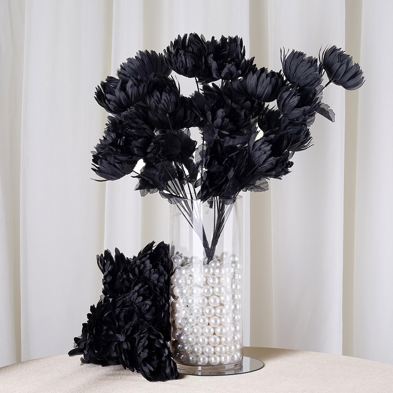 BalsaCircle 56 Silk Chrysanthemum Mums Flowers - DIY Autumn Home Wedding Party Artificial Bouquets Arrangements Centerpieces