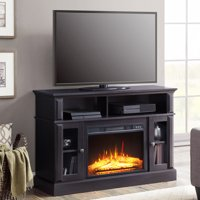 Whalen Barston Media Fireplace for TV's up to 55, Multiple Finishes