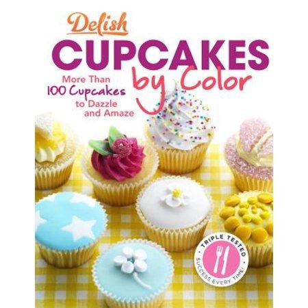 Delish Cupcakes by Color - eBook - Delish Halloween Desserts