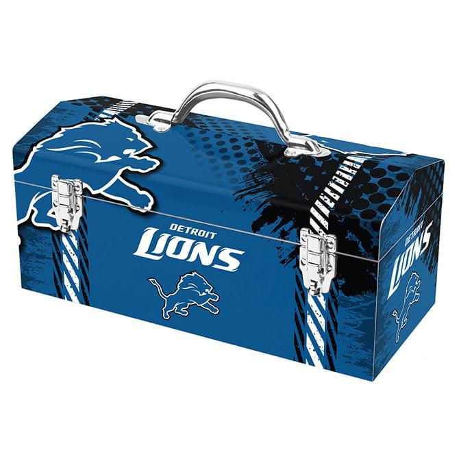 NFL Detroit Lions Toolbox