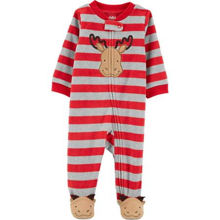 Christmas Boys (Christmas Sleep N' Play Pajamas (Baby)