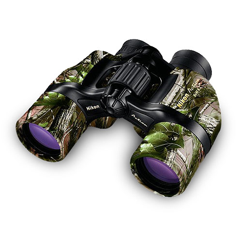 Nikon Action 8 x 40mm Binocular, Camo