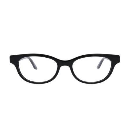 Barton Perreira BP Sherilyn BLA Black Plastic Eyeglasses 49mm (Barton Perreira Titanium)