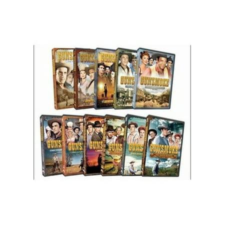 gunsmoke 13th season dvd