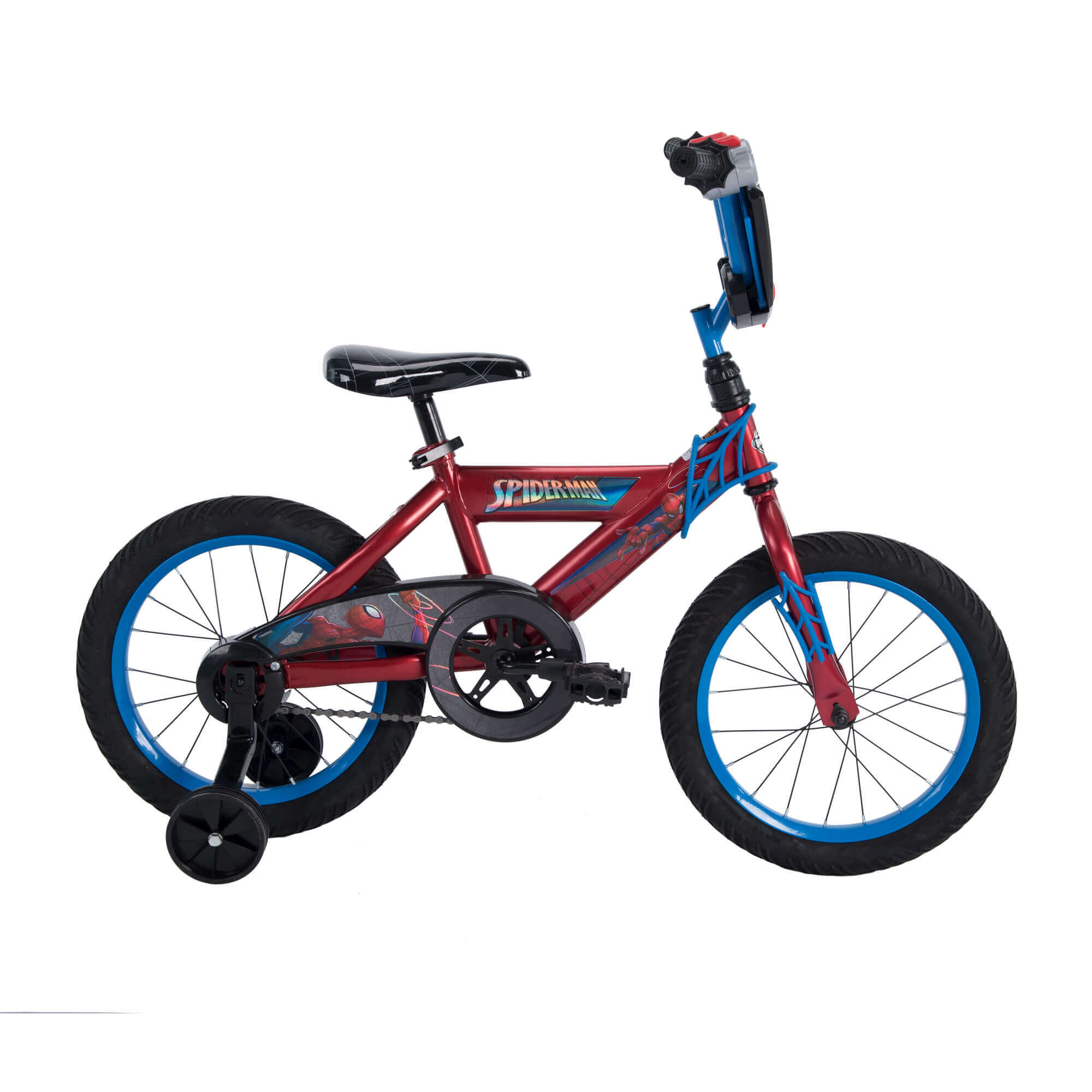 Marvel Spider Man 16 Ez Build Red Bike By Huffy Walmartcom