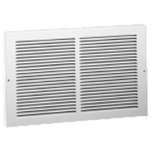 American Metal Products 375W10X6 10 x 6-Inch White Base Intake