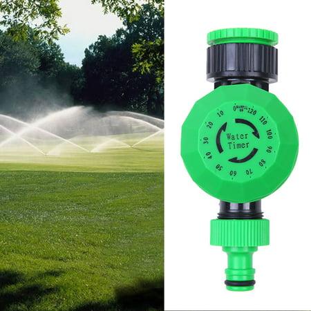 Automatic Mechanical Water Timer Garden Hose Sprinkler Irrigation