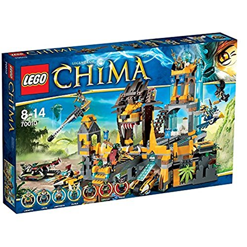 LEGO Chima The Lion CHI Temple Play Set