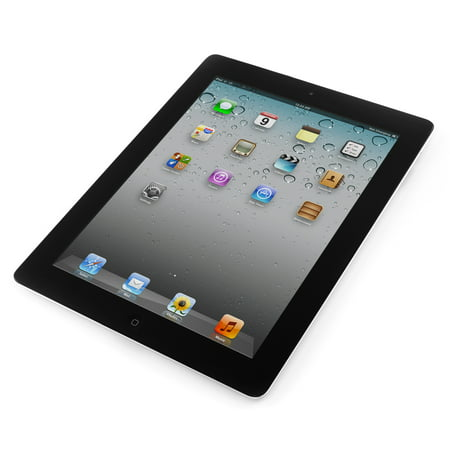 Apple iPad 2 9.7-inch 16GB Wi-Fi, Black (Refurbished Grade A)](apple ipad with retina display 16gb)