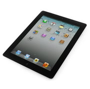 Apple iPad 2 9.7-inch 16GB Wi-Fi, Black (Refurbished Grade A)