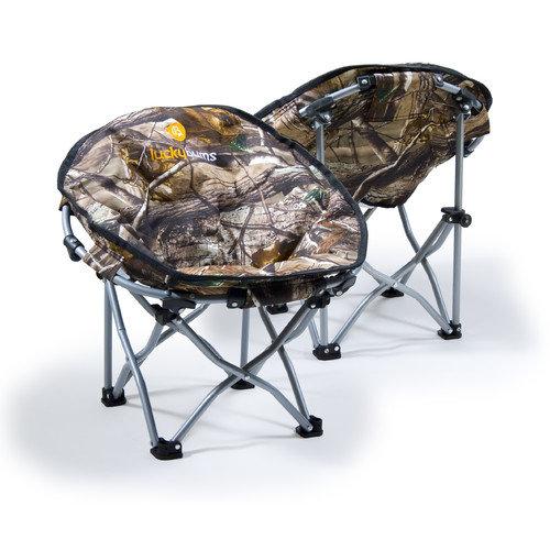 Lucky Bums Moon Youth Beach Chair