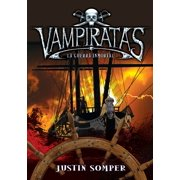 Guerra inmortal (Vampiratas 6) - eBook