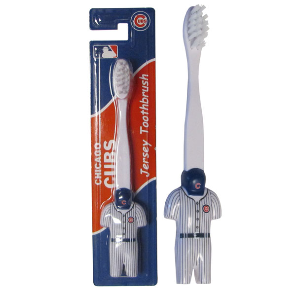 Chicago Cubs Official MLB Toothbrush by Siskiyou 246203