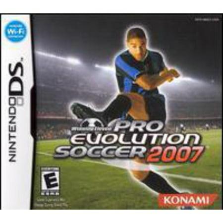 Winning Eleven: Pro Evolution Soccer 2007 - Nintendo