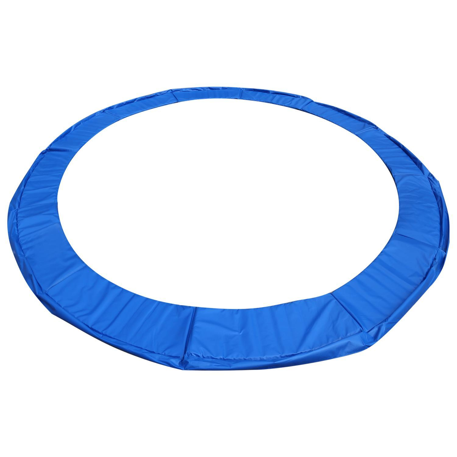 15mm Safety Pad Spring Round Frame Pad Cover Replacement for 10FT/12FT/14FT/15FT Trampoline BEDYDS