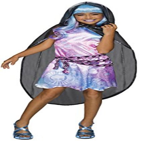 Haunted Mansion Costumes (Rubie's Costume Monster High Haunted River Styx Child Costume,)