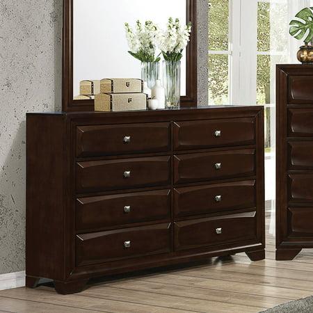 Coaster Company Jaxson Collection Dresser, Cappuccino