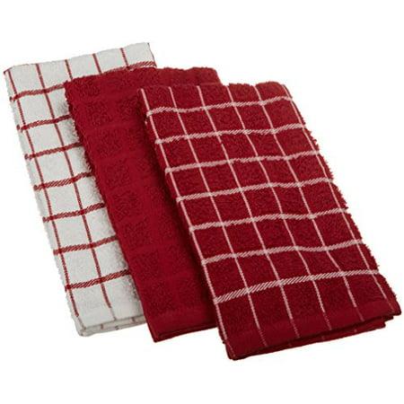 Ritz White Kitchen Towels