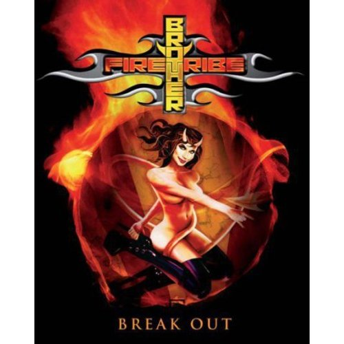 BREAK OUT [BROTHER FIRETRIBE] [CD] [1 DISC]