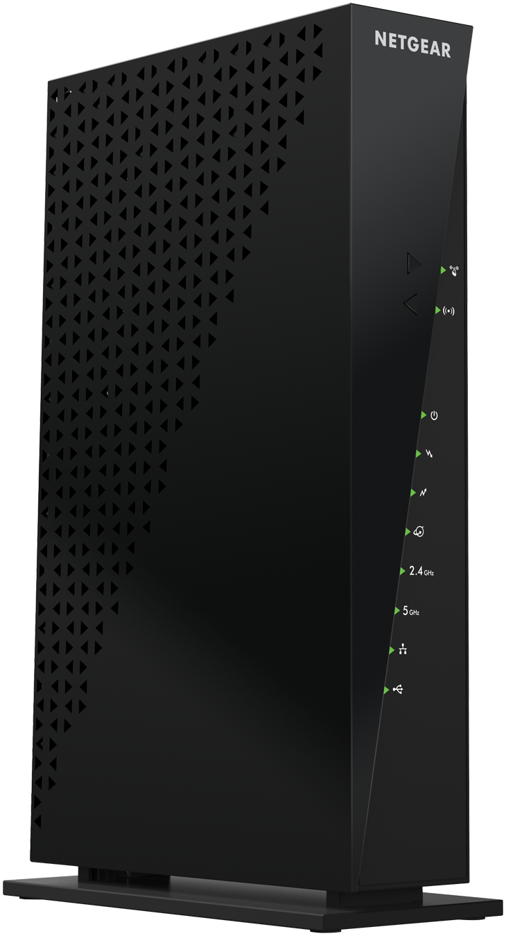 AC1750 WiFi DOCSIS 3.0 Cable Modem Router (C6300-100NAS) by NETGEAR