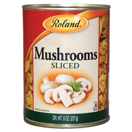 Matsutake Mushrooms ((6 Pack) Roland Sliced Mushrooms, 8 Oz)
