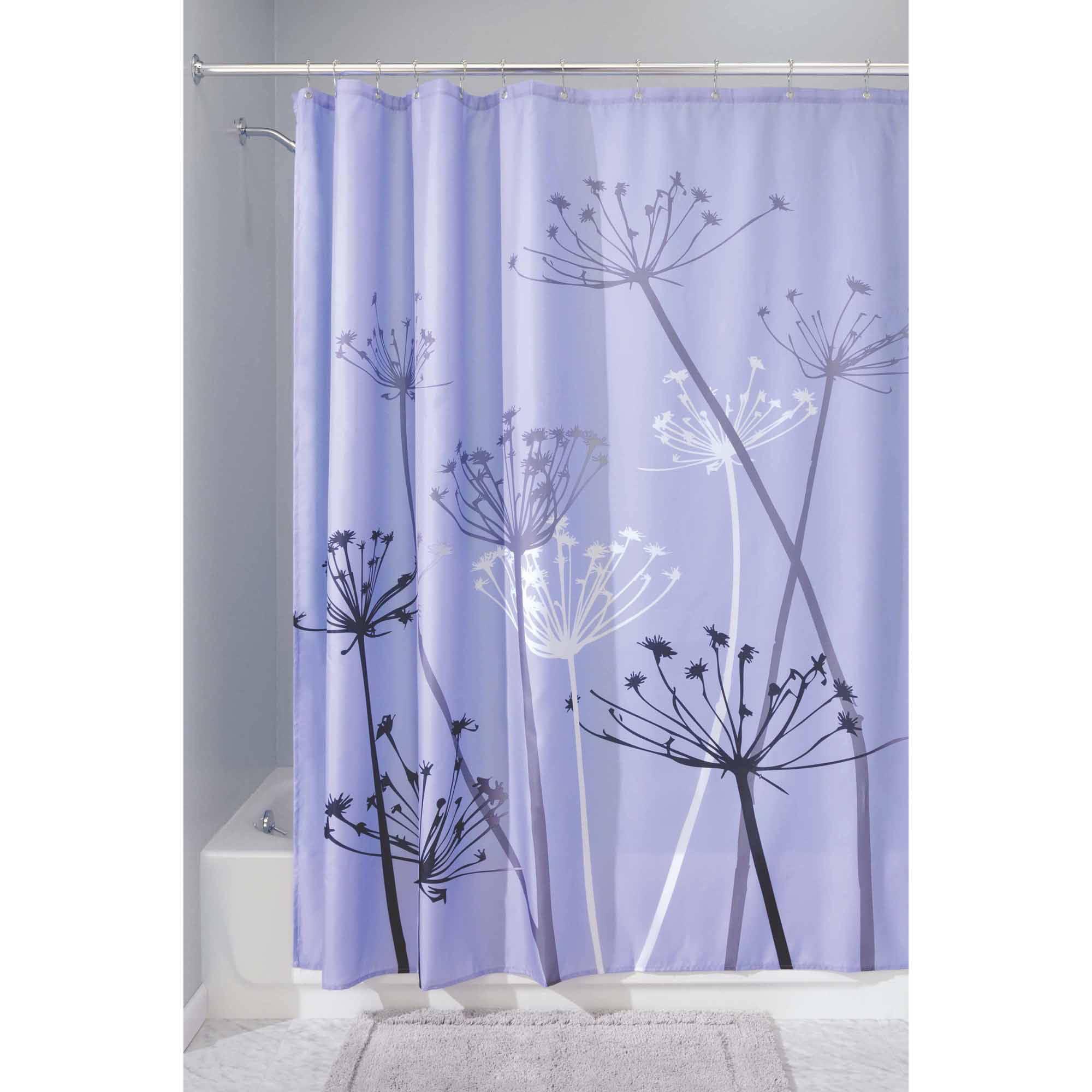 InterDesign Thistle Shower Curtain