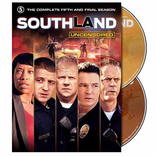 Southland: The Complete Fifth & Final Season (2-Disc)