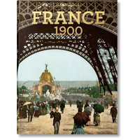 France Around 1900. a Portrait in Color (Hardcover)
