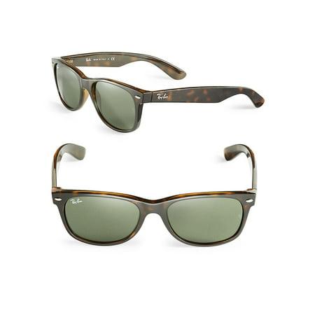 Ray Ban Style Sunglasses - Ray-Ban Unisex RB2132 New Wayfarer Sunglasses, 55mm