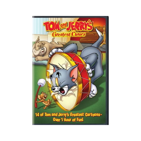 Tom & Jerry Greatest Chases: Volume 2 (DVD) (Tom Brady Greatest Quarterback Of All Time)