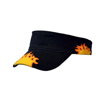 Unisex Sun Cap, Flare Race Day Running Outdoor Sports Visor, Summer Sun Visor Blocker Hat ()