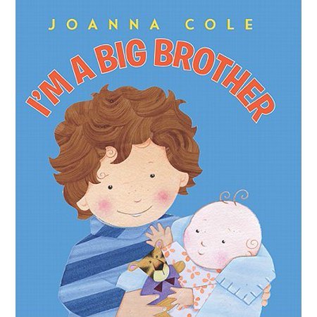 I'm a Big Brother (Revised) (Hardcover)