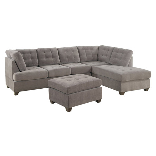 Madison Home USA Sectional  sc 1 st  Walmart : usa sectionals - Sectionals, Sofas & Couches