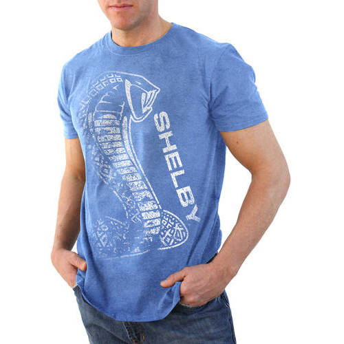 Americana Shelby Logo Big Men's Graphic Tee