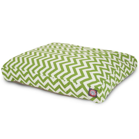 Majestic Pet Chevron Rectangle Dog Bed
