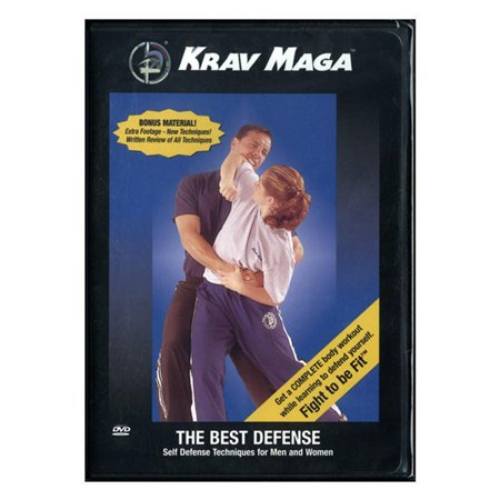 KRAV MAGA BEST DEFENSE DVD (Best Female Krav Maga)
