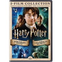 Harry Potter and the Sorcerer's Stone / Harry Potter and the Chamber of Secrets (DVD)