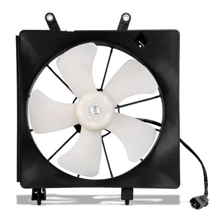 HO3115115 Radiator Cooling Fan Assembly For 01-05 Honda Civic 1.7L DX EX GX HX LX Reverb