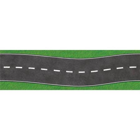 Carson Dellosa CD-110081BN Road Straight Border - Pack of 6 - image 1 de 1