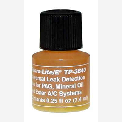 Tracerline TP3840-12025 Leak Detection Dye, Universal for R12 and R134a (12) 1/4 Oz. Bottles