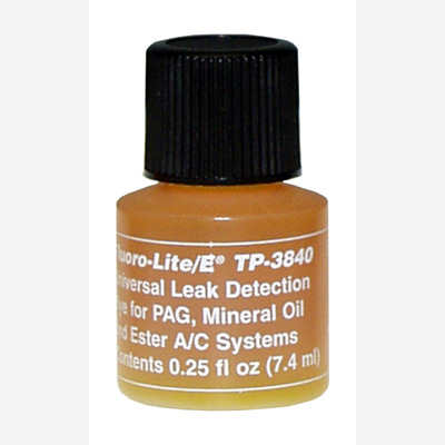 Tracerline TP3840-12025 Leak Detection Dye, Universal for R12 and R134a (12) 1/4 Oz. Bottles