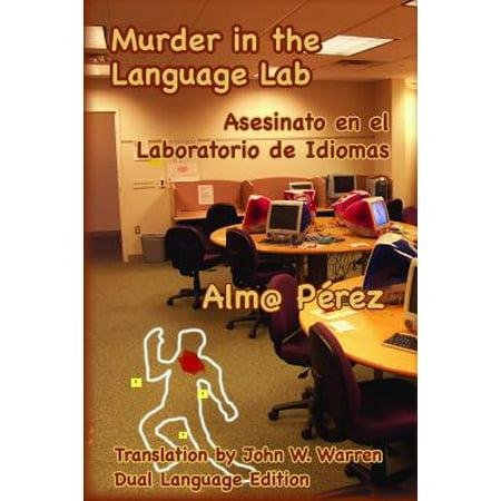 Murder in the Language Lab - eBook