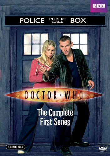 Doctor Who: The Complete First Series by WARNER HOME ENTERTAINMENT