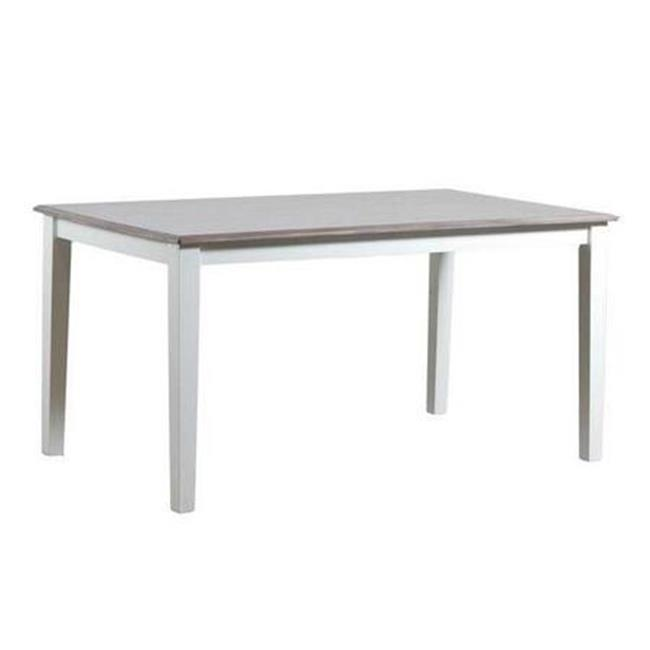 30 X 36 60 In Jane Dining Table White